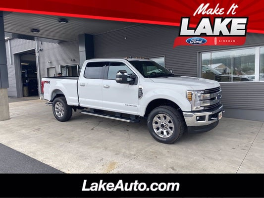 Lake Ford Lewistown Pa >> 2019 Ford Super Duty LARIAT in Lewistown, PA | State College Ford Super Duty | Lake Ford Lincoln Inc